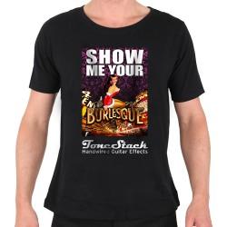 T-Shirt - Sow your Burllesque
